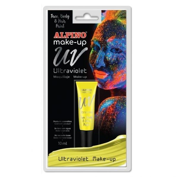 DL020167 MAQ AMARILLO ULTRAVIOLETA 10 ML BLISTER ALPINO