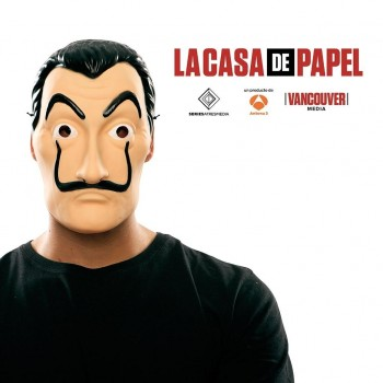 200378 CARETA LADRON CASA DE PAPEL MASCARA