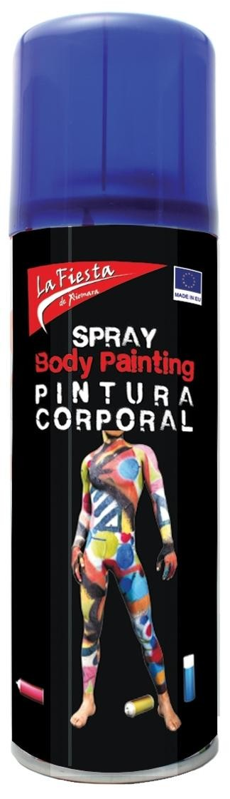 SPRAY AZUL PIEL BODY PAINT 200ML