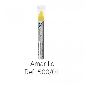 BARRA MAQUILLAJE AMARILLO*12 R-487