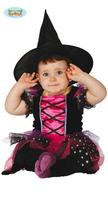 DISFRAZ DE PINK WITCH BABY