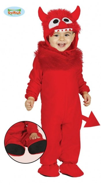 DISFRAZ DE LITTLE DEVIL BABY