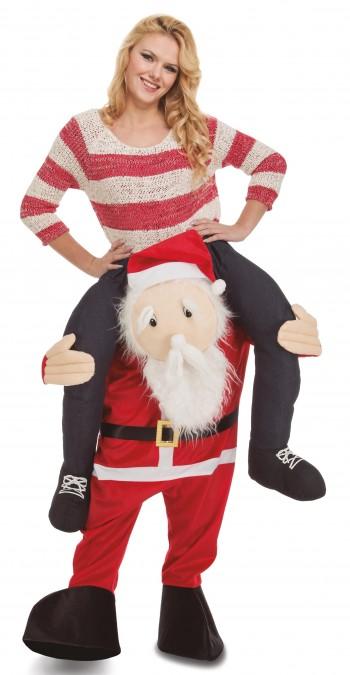 204321 T-M/L Ride-On Santa Claus