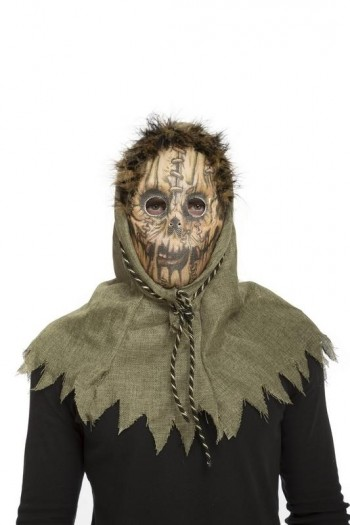 204573 Scarecrow Soft Mask with hood