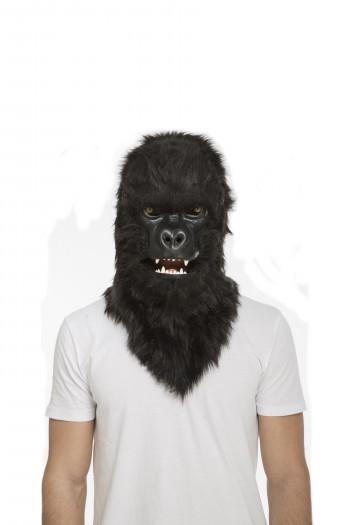 204682 Máscara Con Mandíbula Móvil Gorila