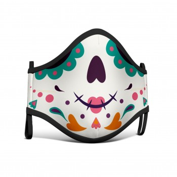 MASCARILLA CATRINA GIRL HALLOWEEN