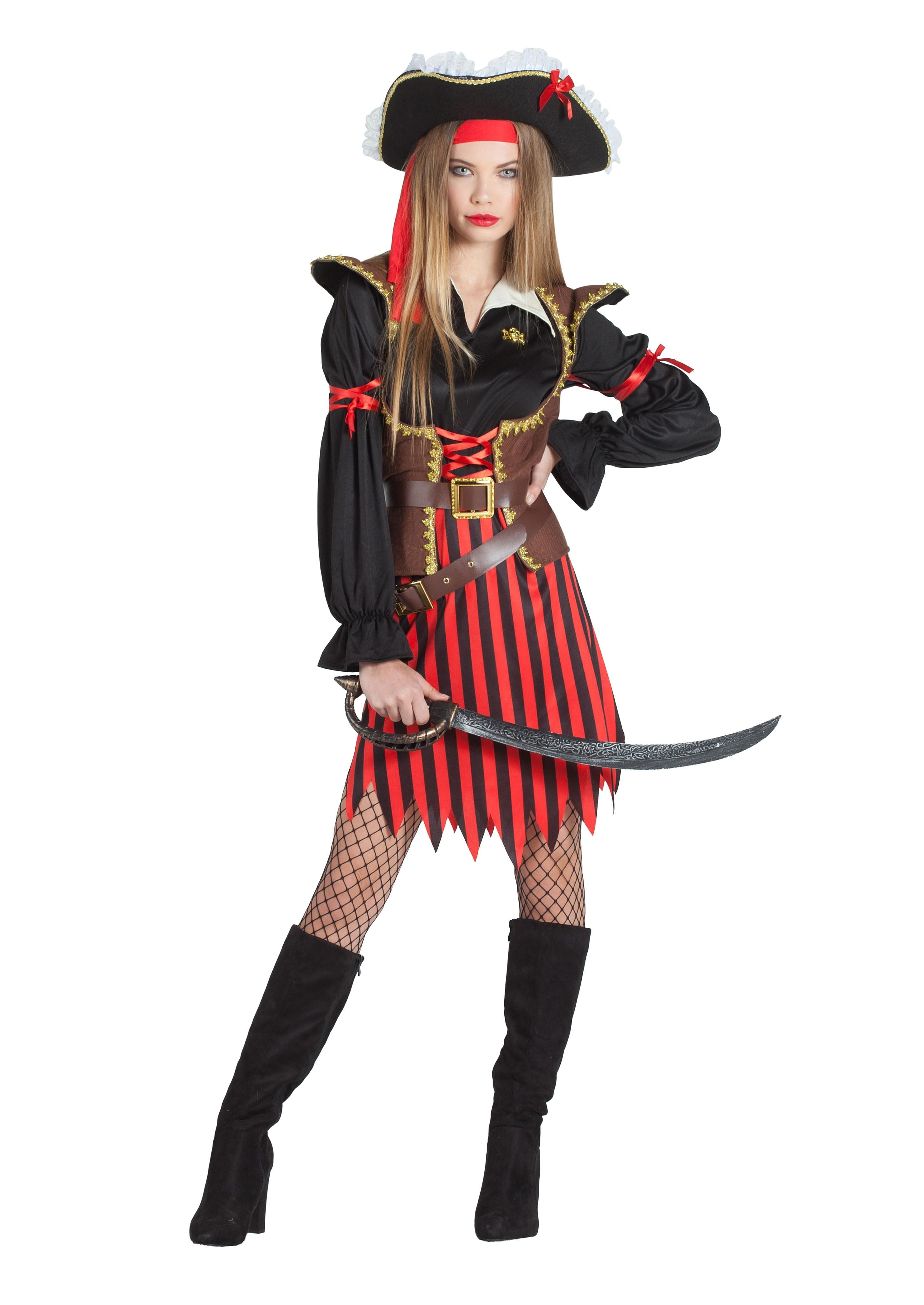 eebf036a9 El Carnaval Disfraz piratina TM Disfraces y accesorios Juguetes y juegos