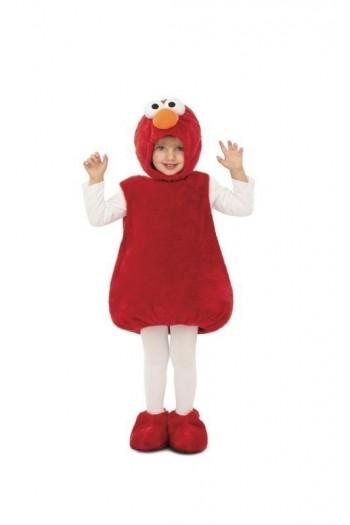DISFRAZ DE Peluche Elmo