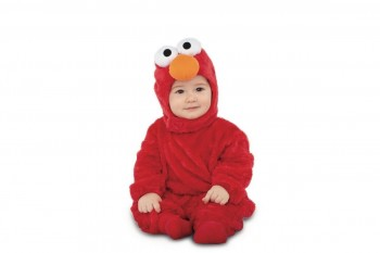 DISFRAZ DE Elmo Básico Bebé